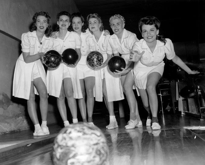 1940 S Bowling Archives The Vintage Inn