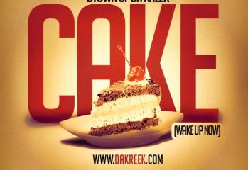 Da Kreek - Cake