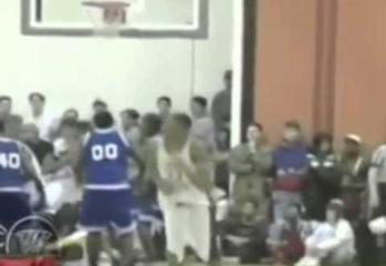 16-Year Old Kobe Bryant Drops 29 Points In A Half