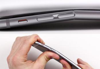 The iPhone 6 Plus Can Easily Bend Out Of Shape In Your Pockets (iPhone 6 Plus Bend Test)