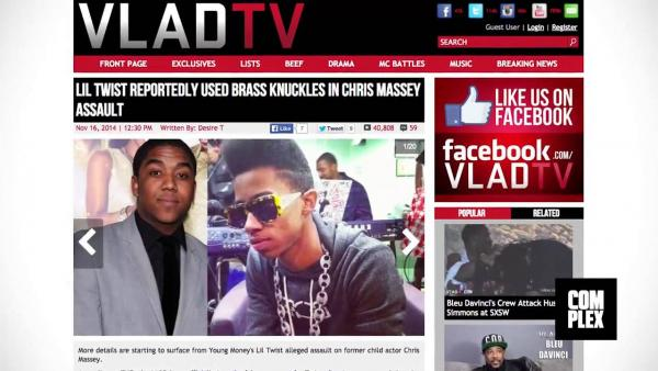 """Young Money Rapper """"Lil Twist"""" Faces Up To 25 Years In Jail"""