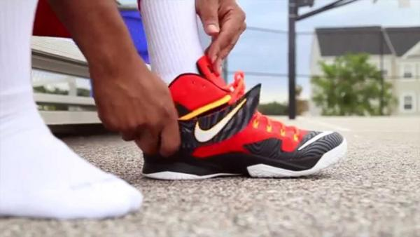 Rapper Gee Major Thanks Nike for Making Shoes for Athletes with Disabilities