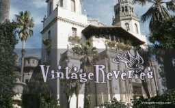 I think these are pictures of Hearst Castle