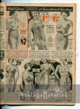 1935 Lingerie and Foundation Fashions   garters, corsets, shapewear, bras...