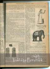 Styles for Dolls and a toy elephant (Victorian Toys   1892)