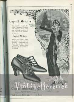 Brief History of McKays Shoes