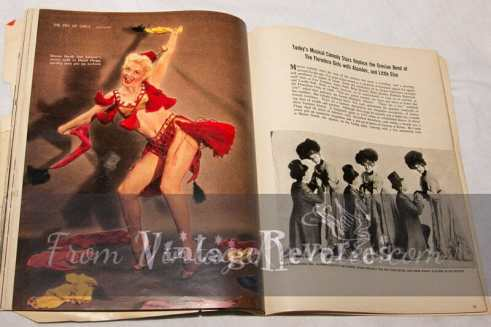 The Florodora Girls & Other Musical Comedy Stars