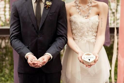 Lock and key wedding - photography prop ia National Vintage Wedding Fair blog