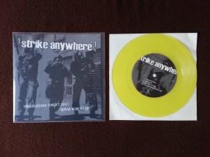 Strike Anywhere - Genoa Benefit Vinyl EP