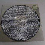 """Neue EP von Apologies, I Have None auf 12"""" Vinyl mit Siebdruck"""