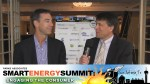 Ken Pyle interviews David Bercovich at the Smart Energy Summit.