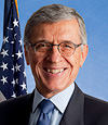 An image of Tom Wheeler, Chairman of the FCC,.
