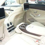 Mercedes-Benz W222 S500 салон