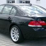 BMW 740 E65