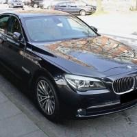 BMW 750iL F02