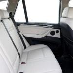 BMW X5 E70 салон