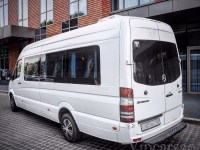 Mercedes Benz Sprinter Tourist 2