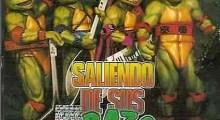 Podcast 7: Las tortugas ninjas cantan en Español