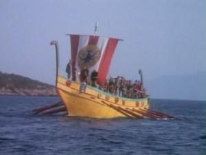 Playmobil barco