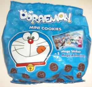 galletas doraemon