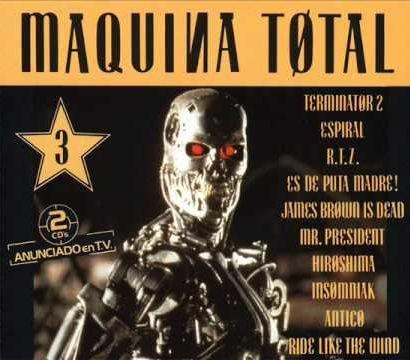 Musique de merde: Terminator era guiri y bakala