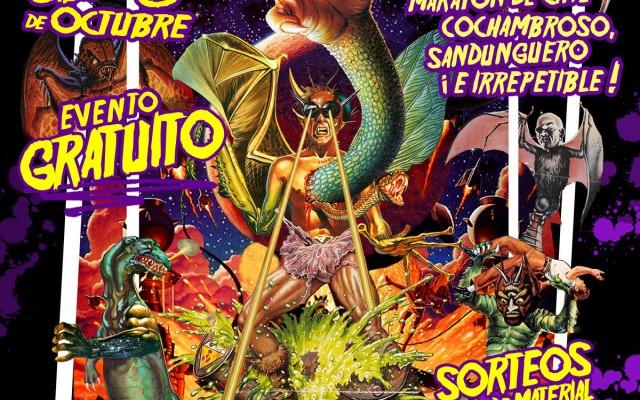Monstrua 2016… el cine más chungo VUELVE por todo lo alto