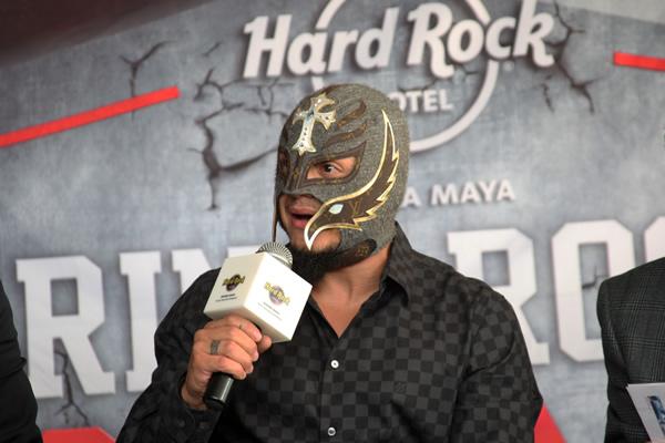 HARD ROCK HOTEL RIVIERA MAYA Y AAA ANUNCIAN LA CUARTA EDICIÓN DE RING & ROCK STAAARS4
