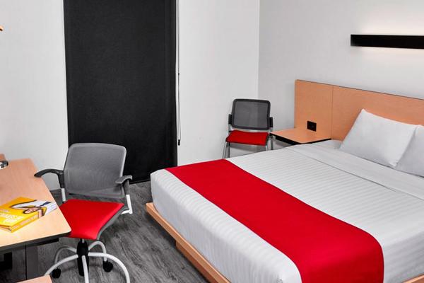 HOTELES CITY EXPRESS INAUGURA EL HOTEL CELAYA GALERÍAS3