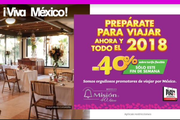 HOTEL MISIÓN PUBLICIDAD