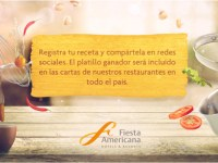 FIESTA AMERICANA REALIZA CONCURSO GASTRONÓMICO1