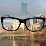 miopía:Cómo se ve el mundo cuando tienes miopía  a través de los lentes