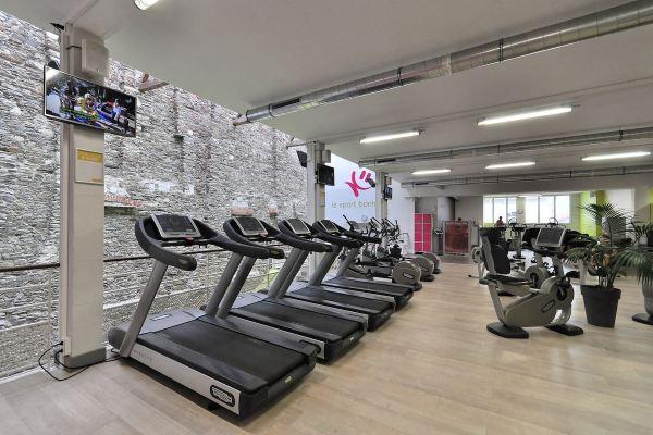 Keep Cool Nantes – Fitness