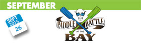 Paddle Battle at the Bay and StoryFest at the Bay, Fairfield Bay, AR