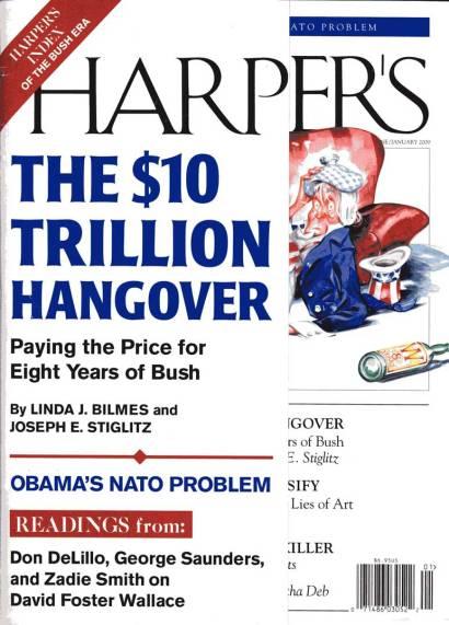 Steve Lambert NYT SE in Harpers Magazine photo