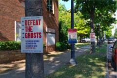 Steve Lambert Defeat the Ghosts photo
