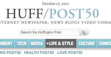 Huff/Post 50 style