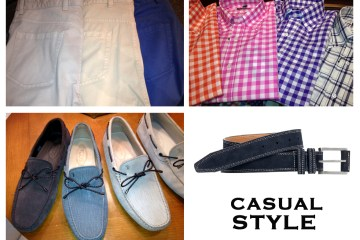 Men'sCasualStyle