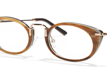 Tom Ford Glasses from Fall '12 Collection