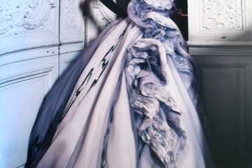 Christian Dior Haute Couture Spring-Summer 2011 by Patrick Demarchelier