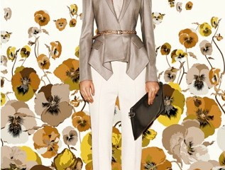Gucci Pre-Fall 2012: Stonal Jacket