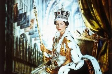 Princess Elizabeth by Cecil Beaton