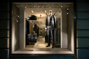 Belstaff Flagship on Madison Avenue, New York