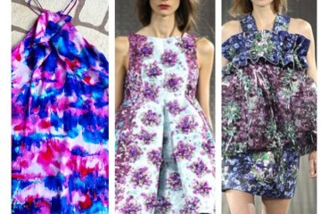 Alice & Trixie Dress inspired by Mary Katrantzou