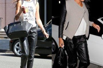 leatherjoggingpants