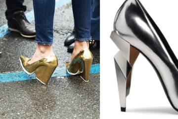 Metallic-Shoe-Trend