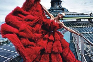 Vogue Paris Valentine's Day Self love