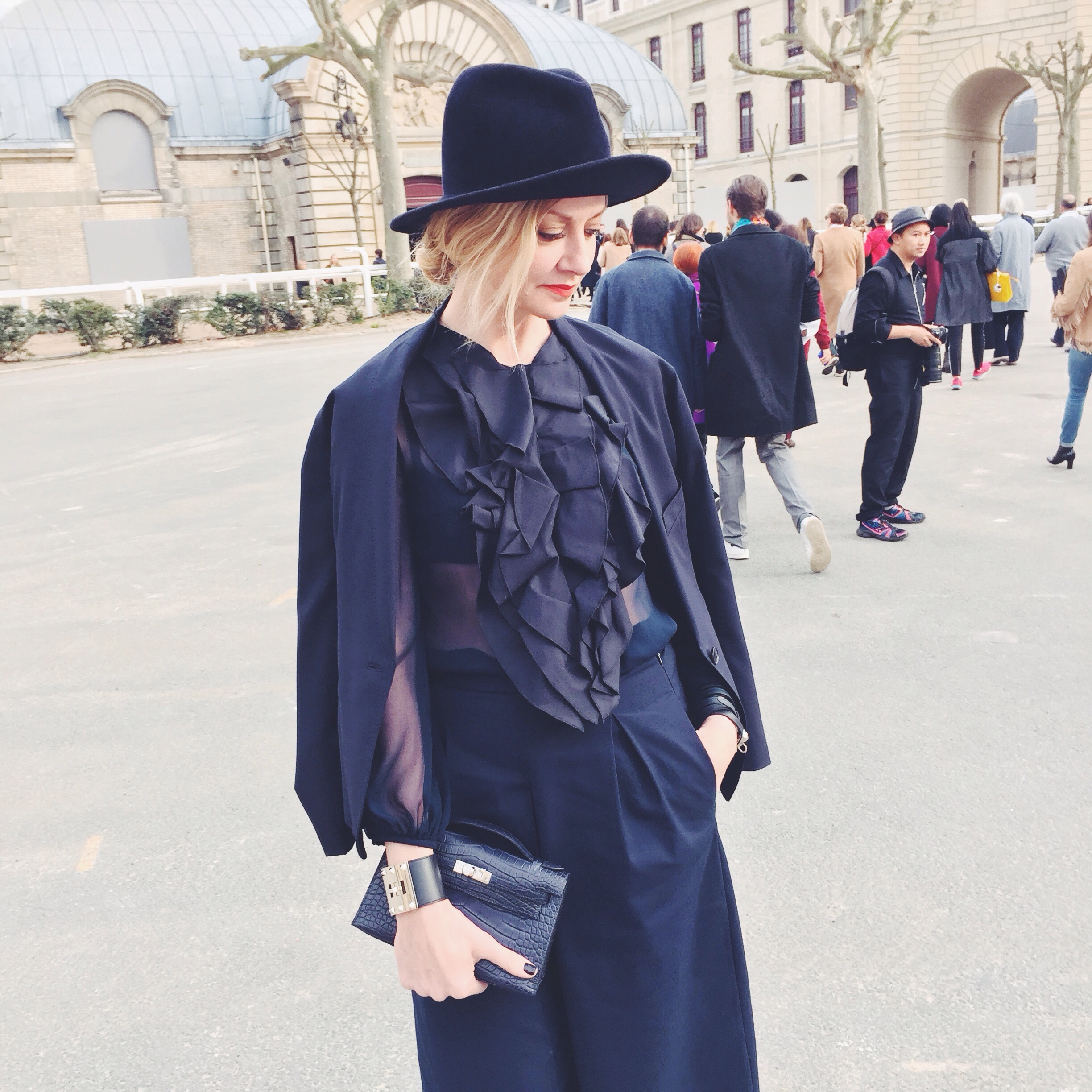 Vt Lead Stylist Lisa Marie Mccomb Shares Top 5 Fashion Week Style Rules Visual Therapy
