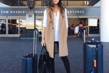 Aimee Song Airport Style