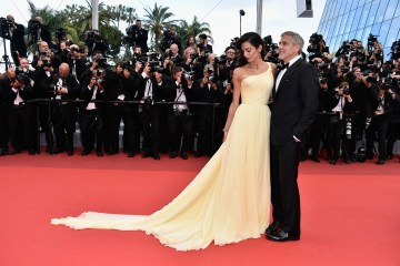 Amal Clooney Cannes Film Festival 2016