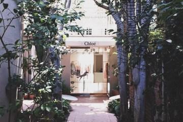 Chloe Boutique Melrose Place